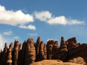 Devils Garden in Arches