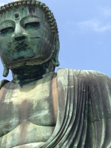 Great Buddha at Kotokuin Temple