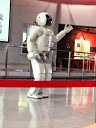Asimo Robot Demonstration