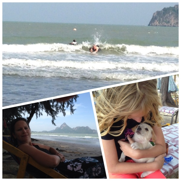 Not sweating the small stuff in Prachuap Khiri Khan