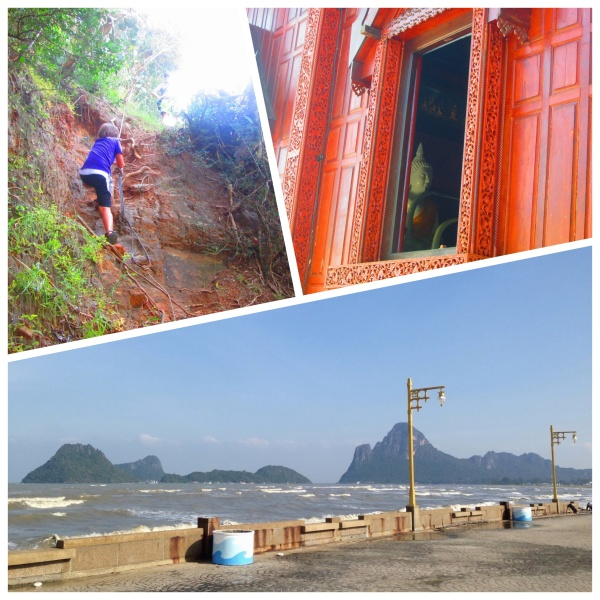 National Park Hike, Teak Temple & the Lovely Promenade