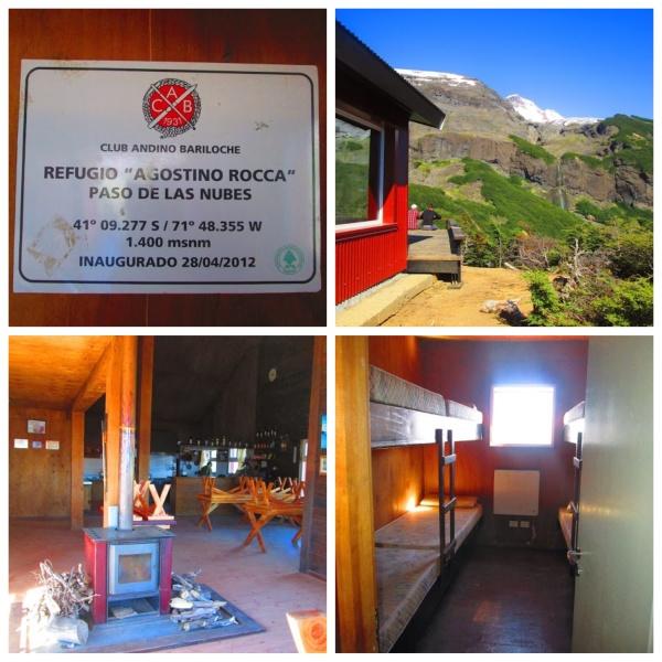 Rocca Refugio at Paso de Las Nubes