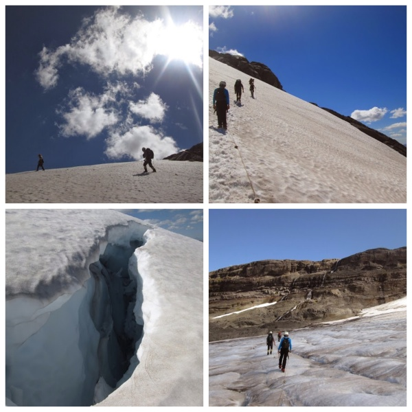 Our Glacier Trek