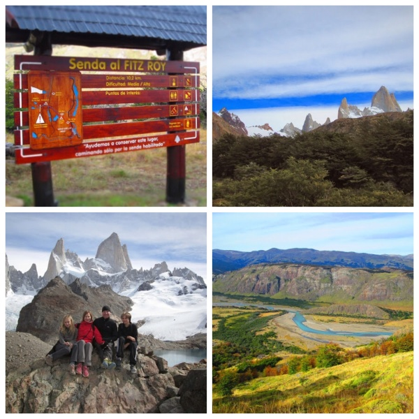 Fitz Roy Hike = Heaven